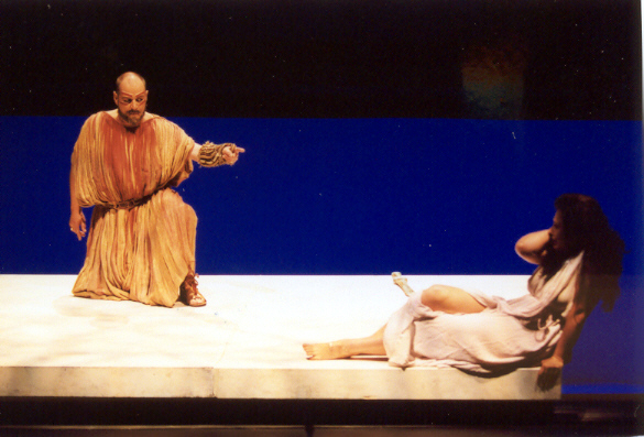 The Rape of Lucretia 2003